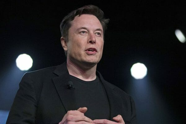 CEO Tesla