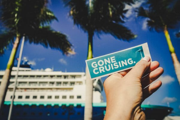 gone cruising